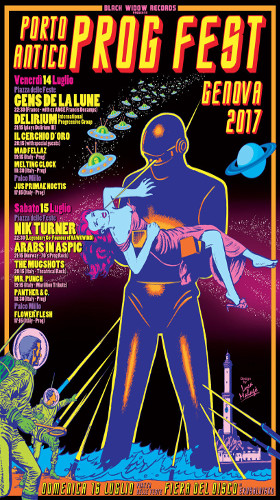 Black Widow Presents Progfest 2017