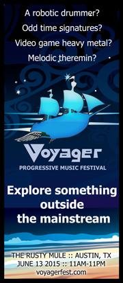 Voyager Fest 2015