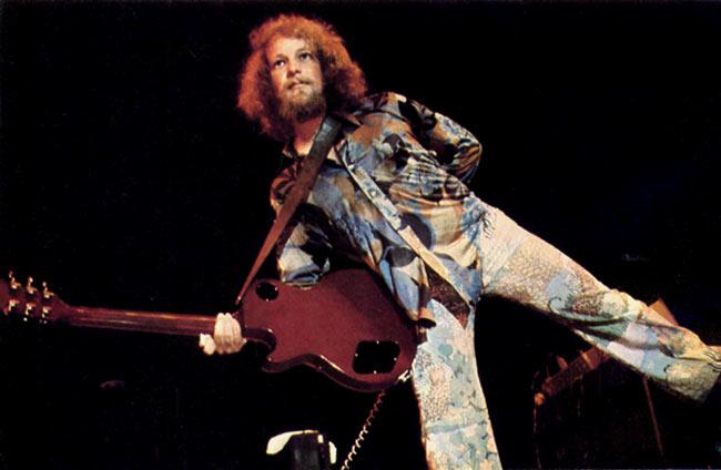 Jethro Tull Concert Tour