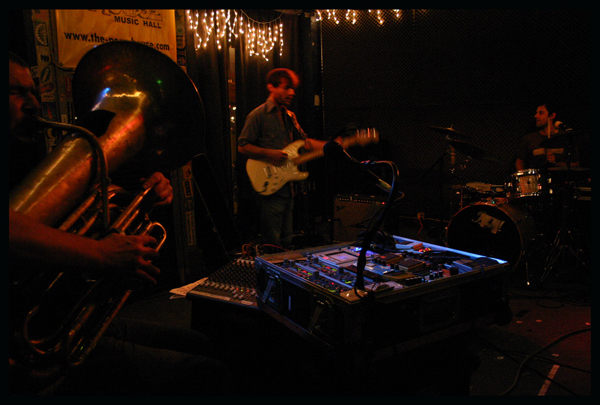 Drums & Tuba