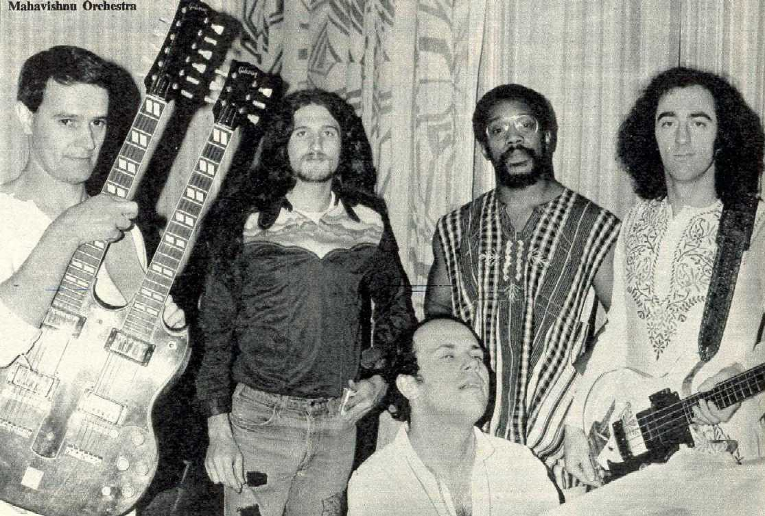 Exposé Online » Artists » Mahavishnu Orchestra