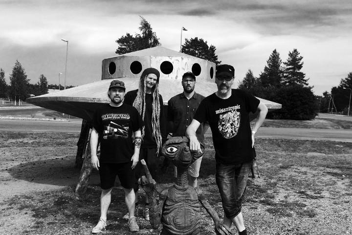 UFO över Lappland