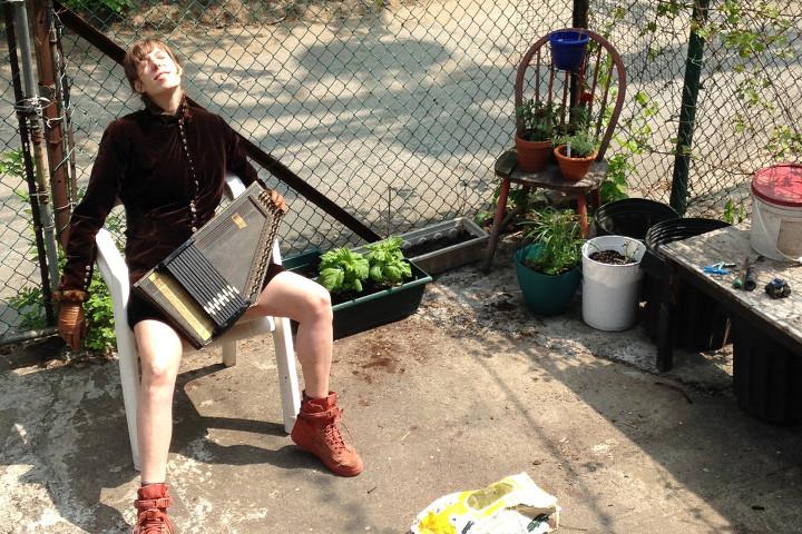 YlangYlang / Catherine Debard