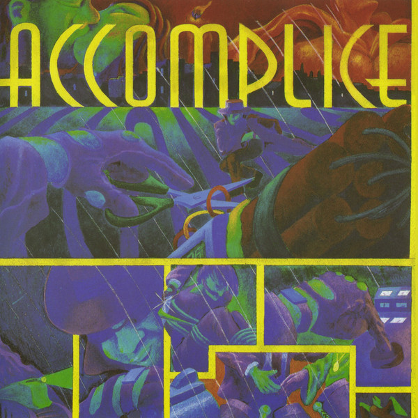 Accomplice Cover art