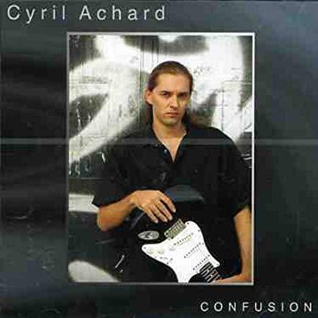 Cyril Achard — Confusion