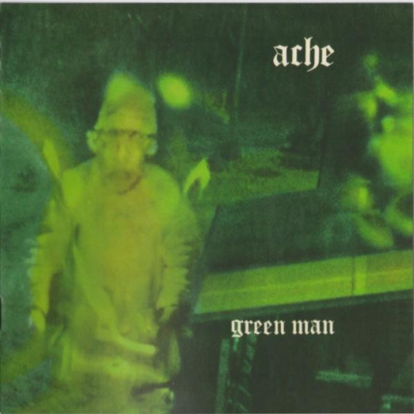 Green Man Cover art