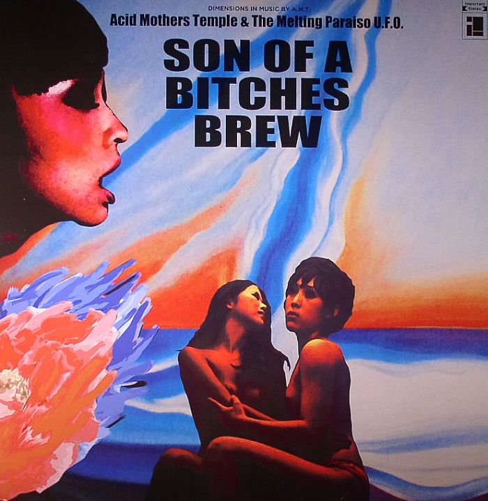 Son of a Bitches Brew Cover art