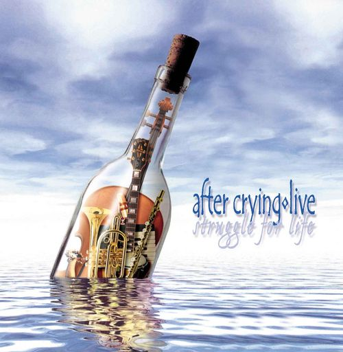 After Crying  — Live - Struggle for Life