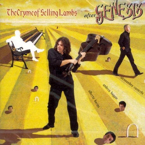 The Cryme of Selling Lambs Cover art
