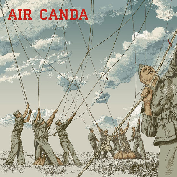 Air Canda Cover art