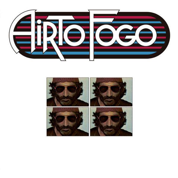 Airto Fogo Cover art