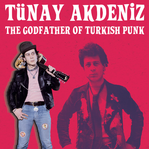 The Godfather of Turkish Punk Cover art