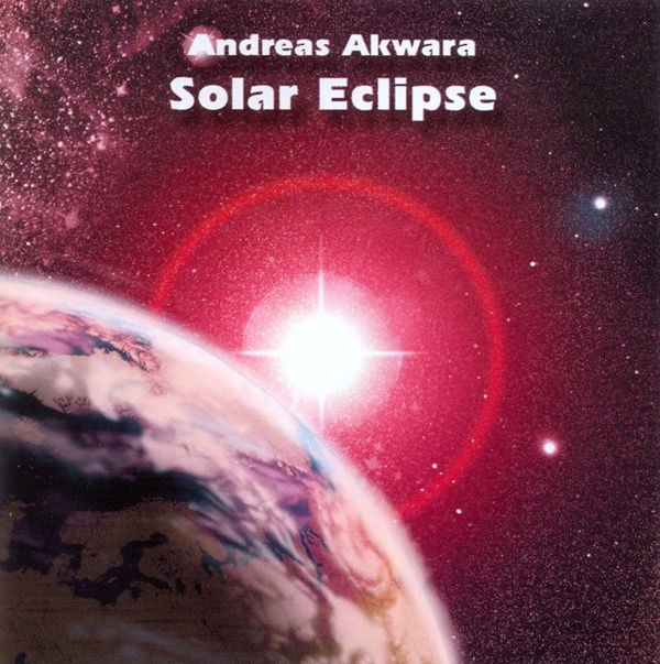 Solar Eclipse Cover art