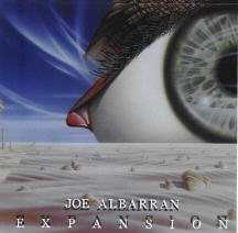 Joe Albarran — Expansion
