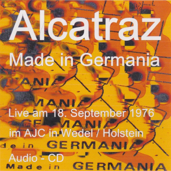 Alcatraz — Made in Germania