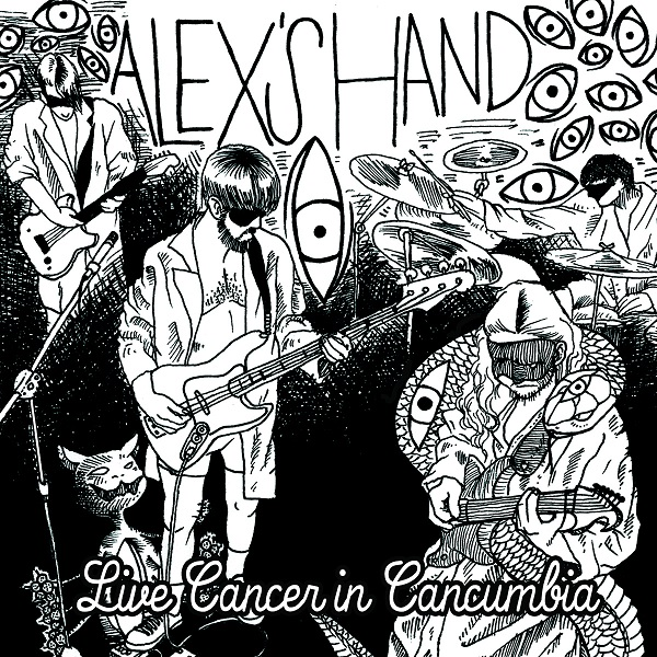 Alex's Hand — Live Cancer in Cancumbia