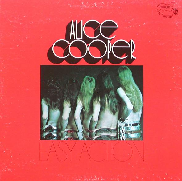 Alice Cooper — Easy Action