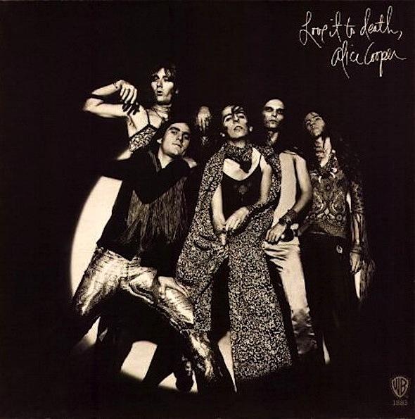 Alice Cooper — Love It to Death