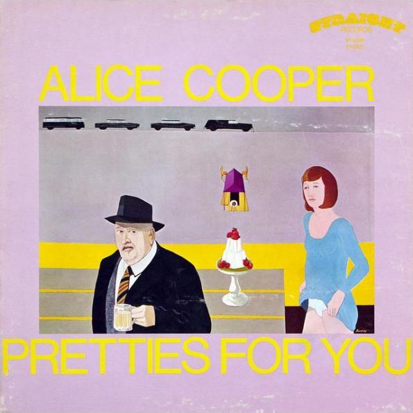 Alice Cooper — Pretties for You