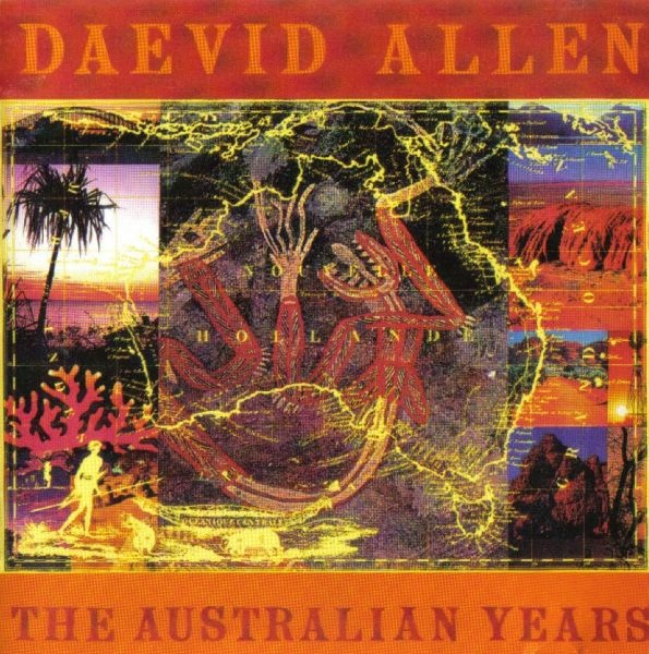 Daevid Allen — The Australian Years