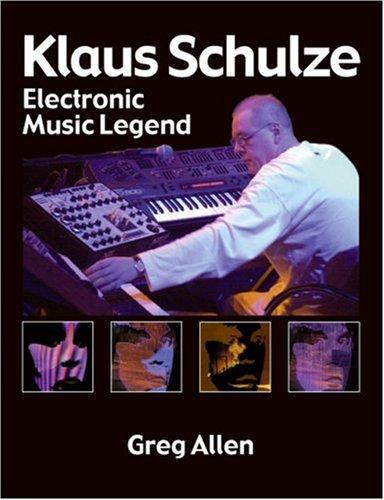 Greg Allen — Klaus Schulze – Electronic Music Legend