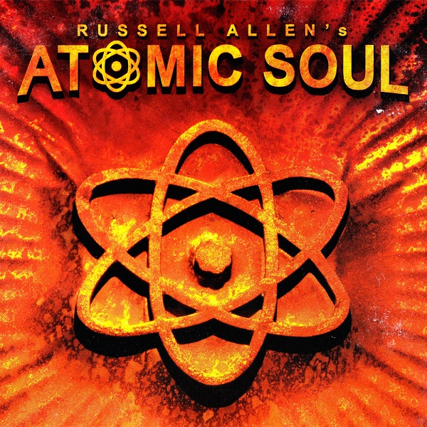 Russell Allen's Atomic Soul Cover art