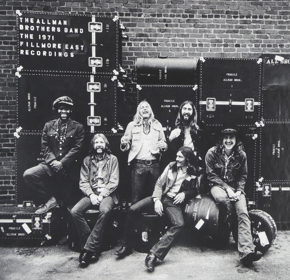 The 1971 Fillmore East Recordings Cover art