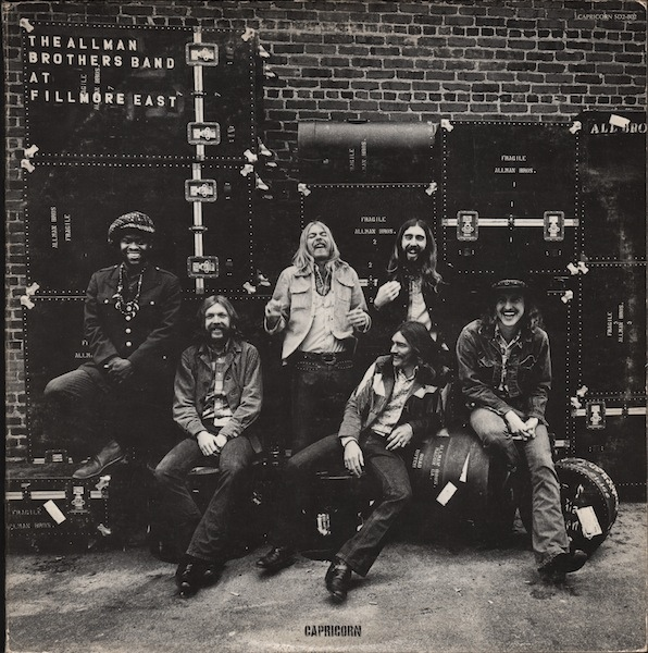 The Allman Brothers Band — At Fillmore East