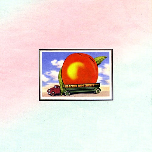 Eat a Peach Cover art