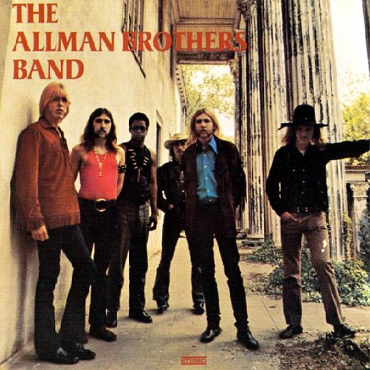 The Allman Brothers Band — The Allman Brothers Band