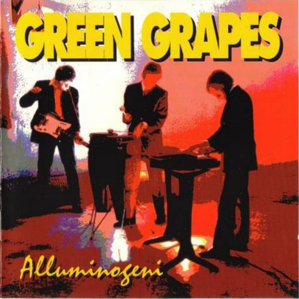 Green Grapes Cover art