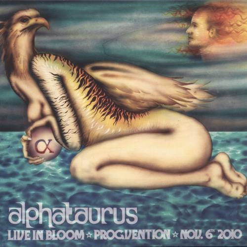 Alphataurus — Live in Bloom