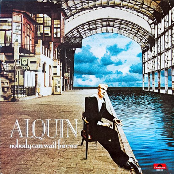 Alquin — Nobody Can Wait Forever