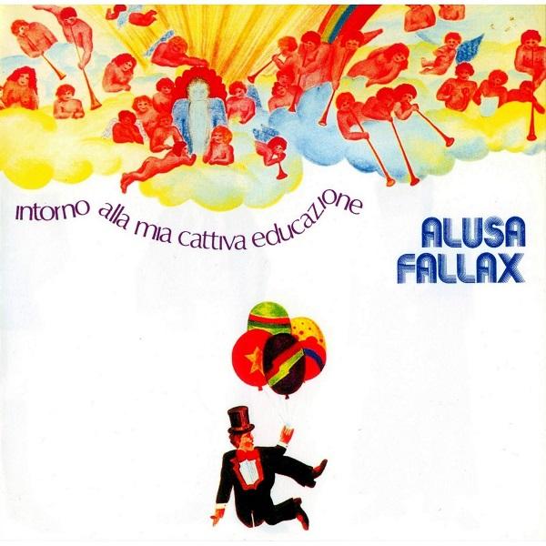 Alusa Fallax — Intorno alla Mia Cattiva Educazione