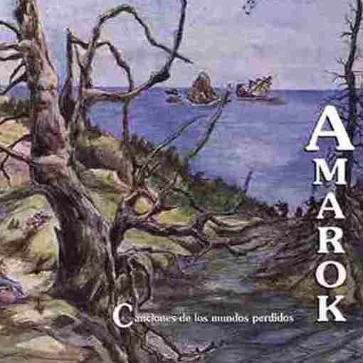 Amarok — Canciones de los Mundos Perdidos
