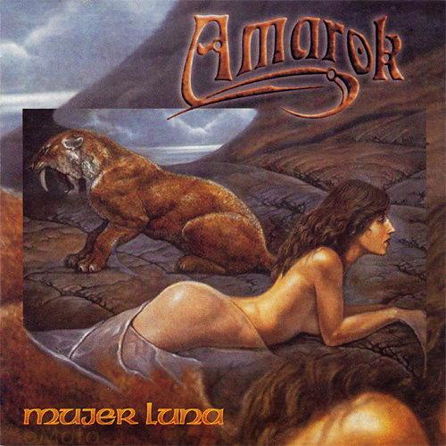 Amarok  — Mujer Luna