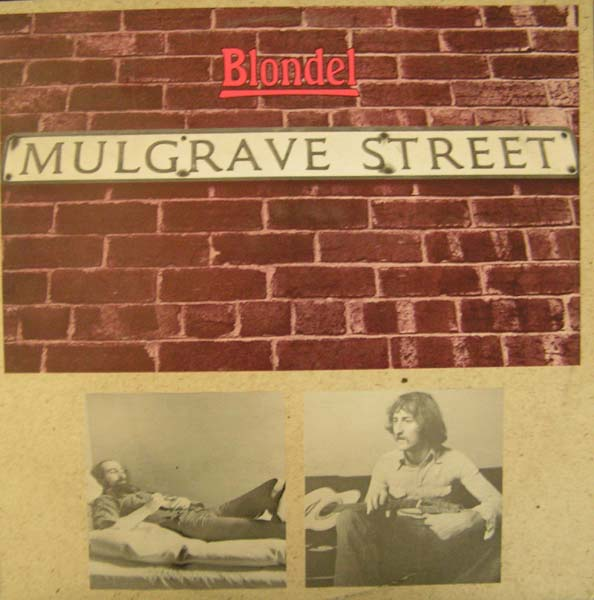 Amazing Blondel — Mulgrave Street