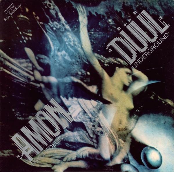 Amon Düül I / II — Psychedelic Underground