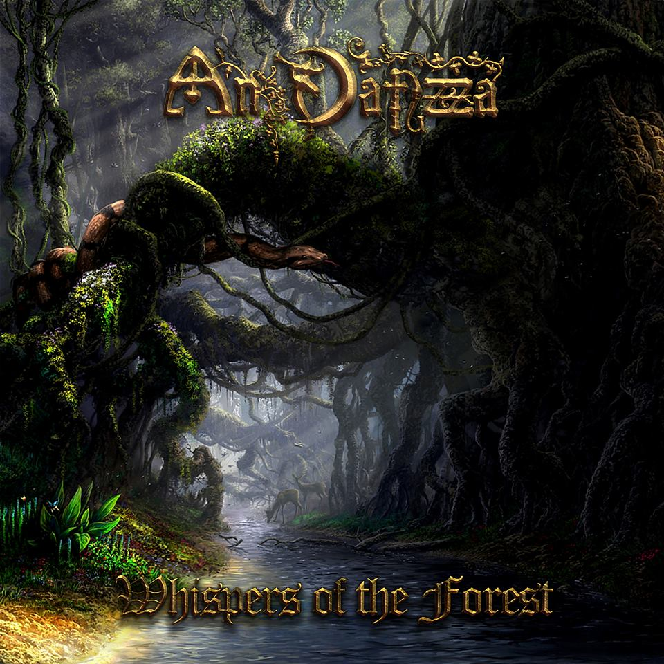 Whispers of the Forest Cover art