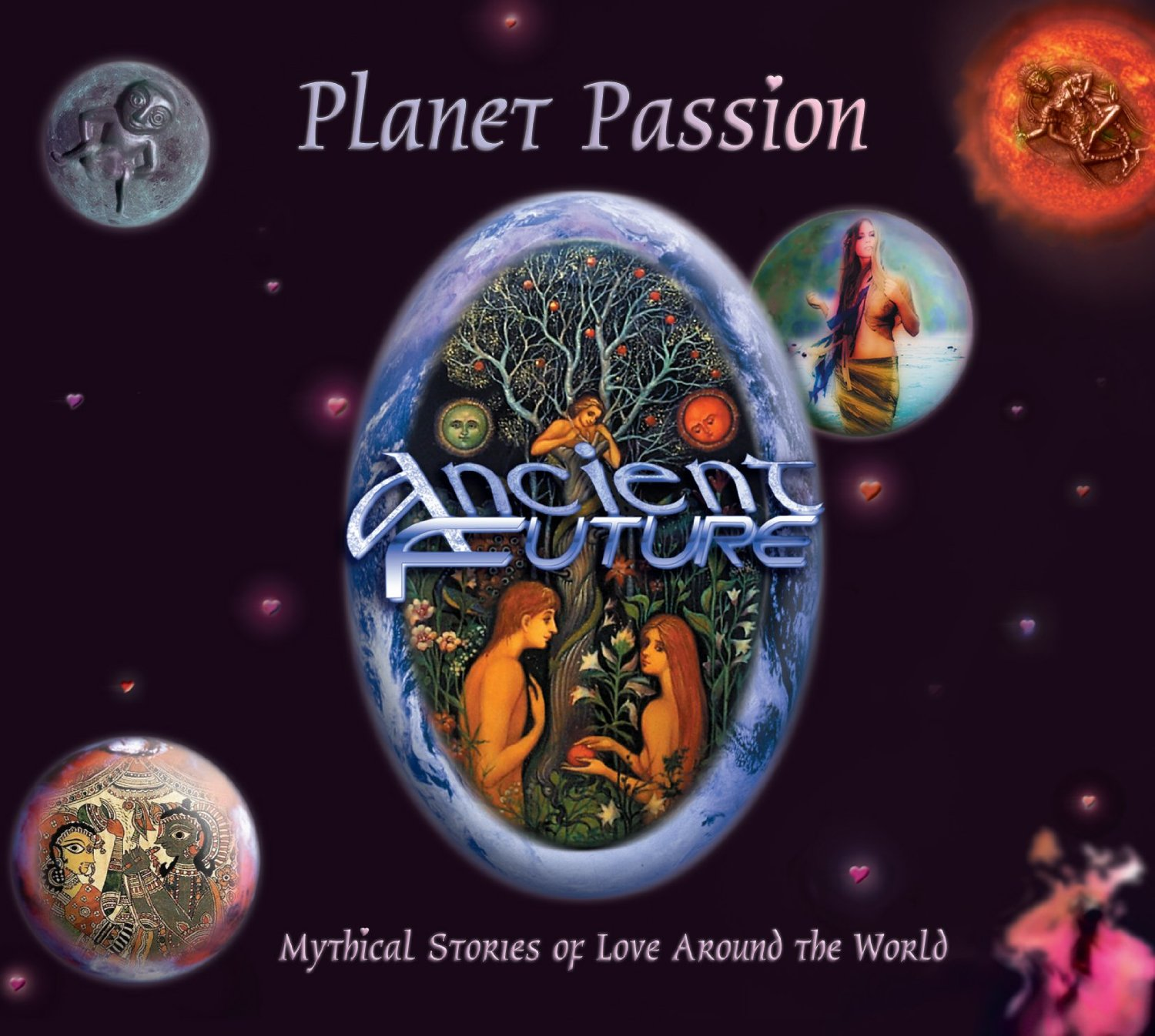 Planet Passion Cover art