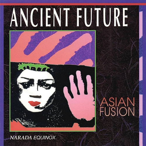 Asian Fusion Cover art