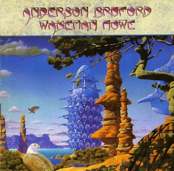 Anderson Bruford Wakeman Howe — Anderson Bruford Wakeman Howe