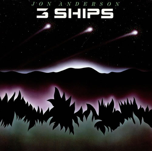 Jon Anderson — 3 Ships