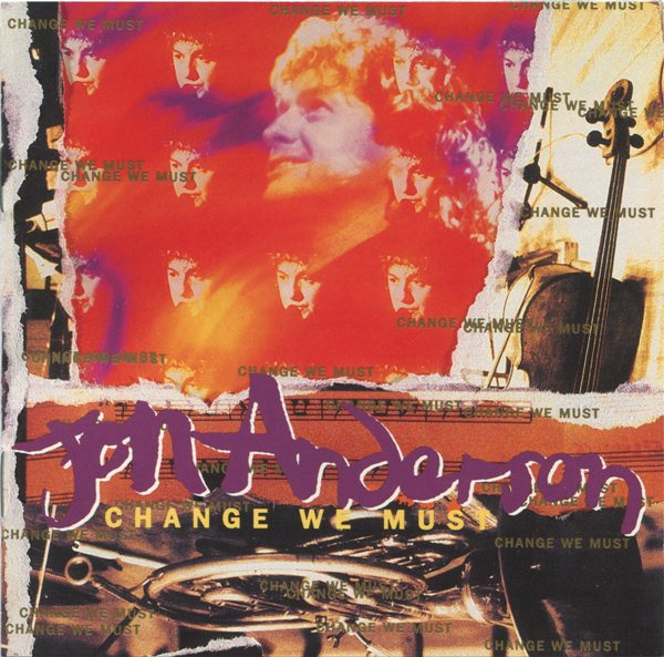 Jon Anderson — Change We Must