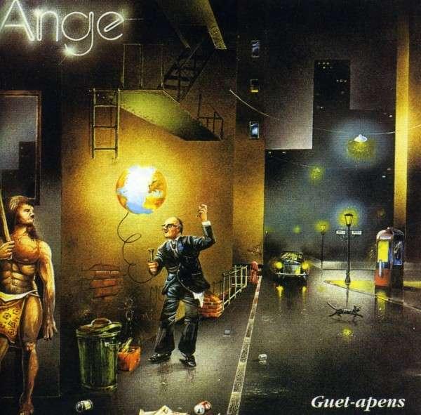 Guet-Apens Cover art