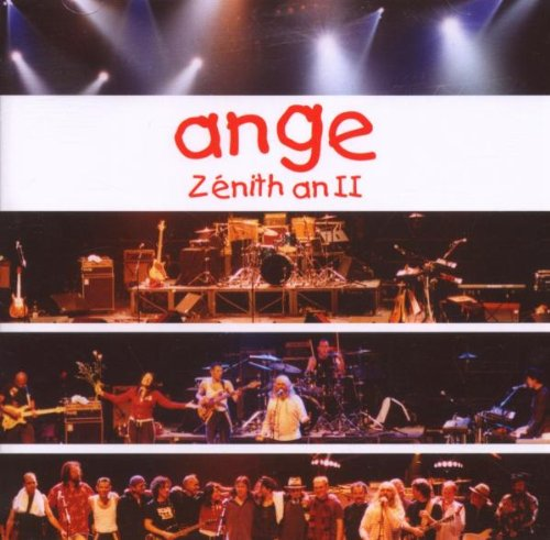 Zenith An II Cover art