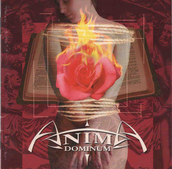Anima Dominum — The Book of Comedy