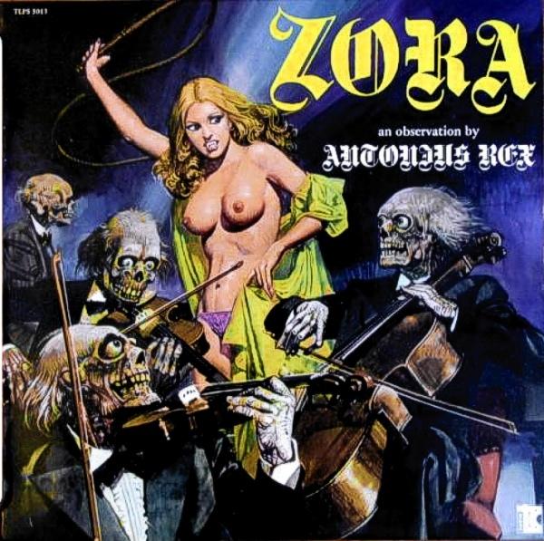 Antonius Rex — Zora