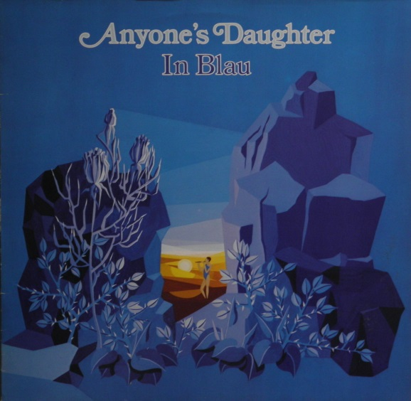 Anyone's Daughter — In Blau