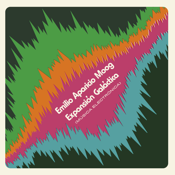 Emilio Aparicio Moog — Expansión Galáctica (Música Electrónica)